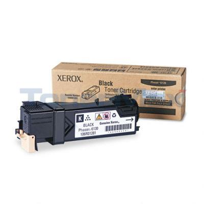 XEROX PHASER 6130 TONER CARTRIDGE BLACK